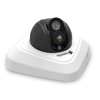 IR Mini Dome Cameras - (Microphone/ 10m IR/ 2.8mm&6mm Lens Optional) 5.0MP