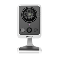 Mini Cube Cameras with Wi-Fi and PoE IR (Microphone&Speaker / Alarm I/O /PIR / 10m IR / WPS ) 1.3MP